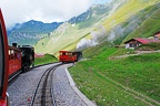 Train Rothorn Brienz BE 02