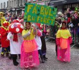 Carnaval bulle