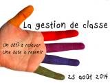 Affiche Gestion de classe