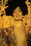 photo d'un tableau de Klimt