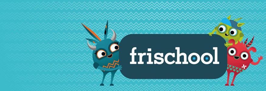 Banner frischool